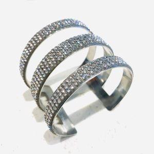 Rhinestone   ~ 🤍 Cuff Bracelet 🤍